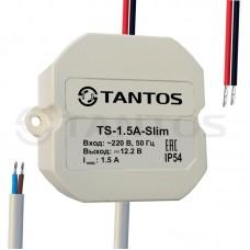 Источник стабилизированного питания Tantos TS-1,5A-Slim