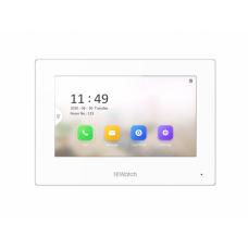 IP видеодомофон HiWatch DS-D100IMWF