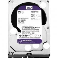 Жесткий диск HDD Western Digital WD Purple WD20PURZ 2000 Гб