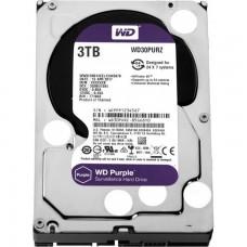 Жесткий диск HDD Western Digital WD Purple WD30PURZ 3000 Гб