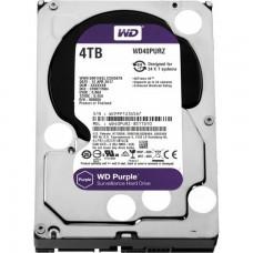Жесткий диск HDD Western Digital WD Purple WD40PURZ 4000 Гб