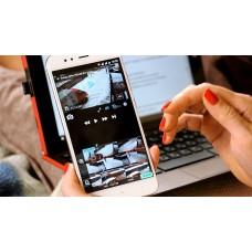 Настройка приложения удаленного просмотра на смартфон